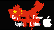 Key Trends To Drive Apple Growth In China