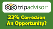 TripAdvisor Valuations Improved But Not Good Enough